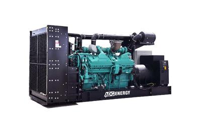 Дизельная электростанция (генератор) ADG-ENERGY AD-2250C 1600 кВт