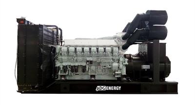 Дизельная электростанция (генератор) ADG-ENERGY AD-2000MS 1600 кВт