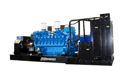 Дизельная электростанция (генератор) ADG-ENERGY AD-2050MT 1600 кВт