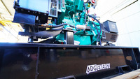 Детальные фотографии дизельной электростанции AD-660C в открытом варианте исполнения